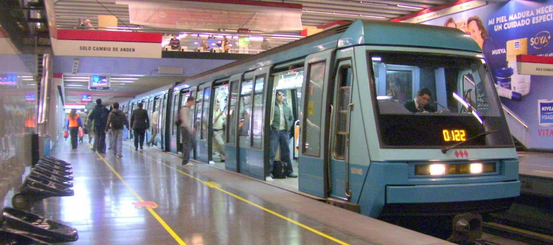 Image result for METRO CHILE